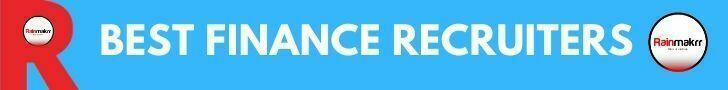 Finance recruitment agencies london
