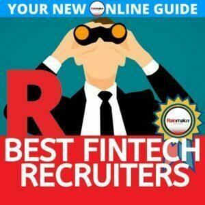 Fintech recruitment agencies london