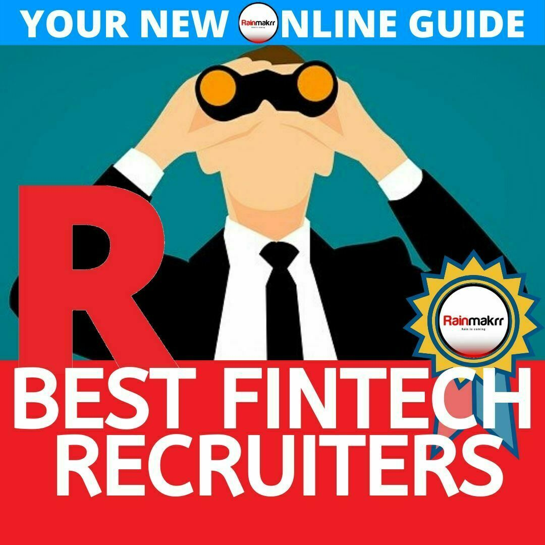 Fintech Recruitment Agencies London #1 BEST FINTECH RECRUITERS 2020 Agency