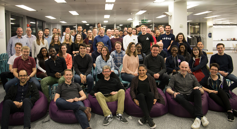 London Fintech Startups Founders London UK Starling Founders team