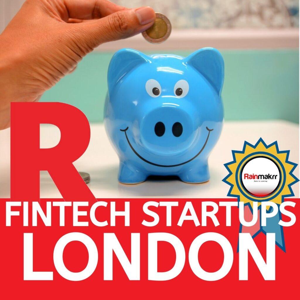 London Fintech Startups London