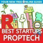 Proptech Startups London BEst PROPERTY START UPS