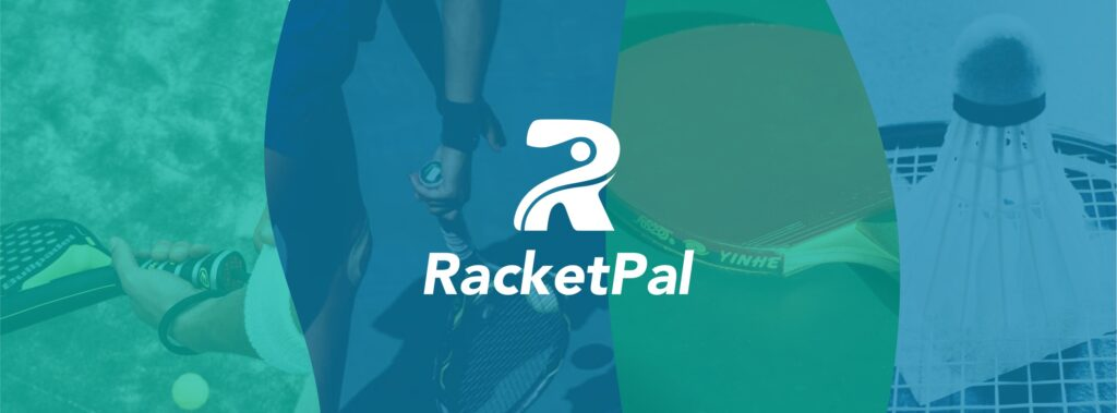 Sports Startups London Sport Startup London Racketpal logo