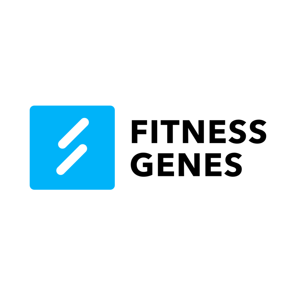 Sports Startups London Sport Startup London fitness genes logo