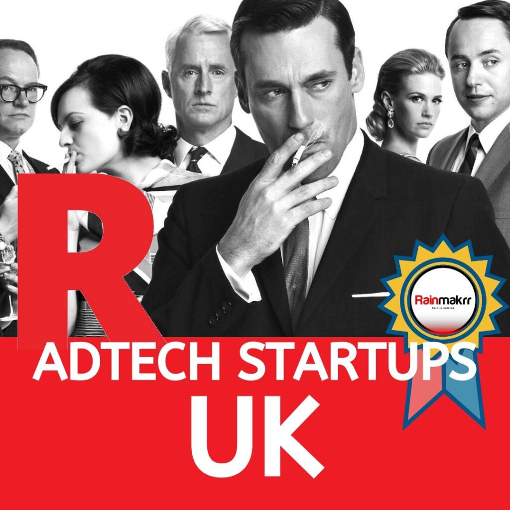 UK Startups UK Adtech Startups UK