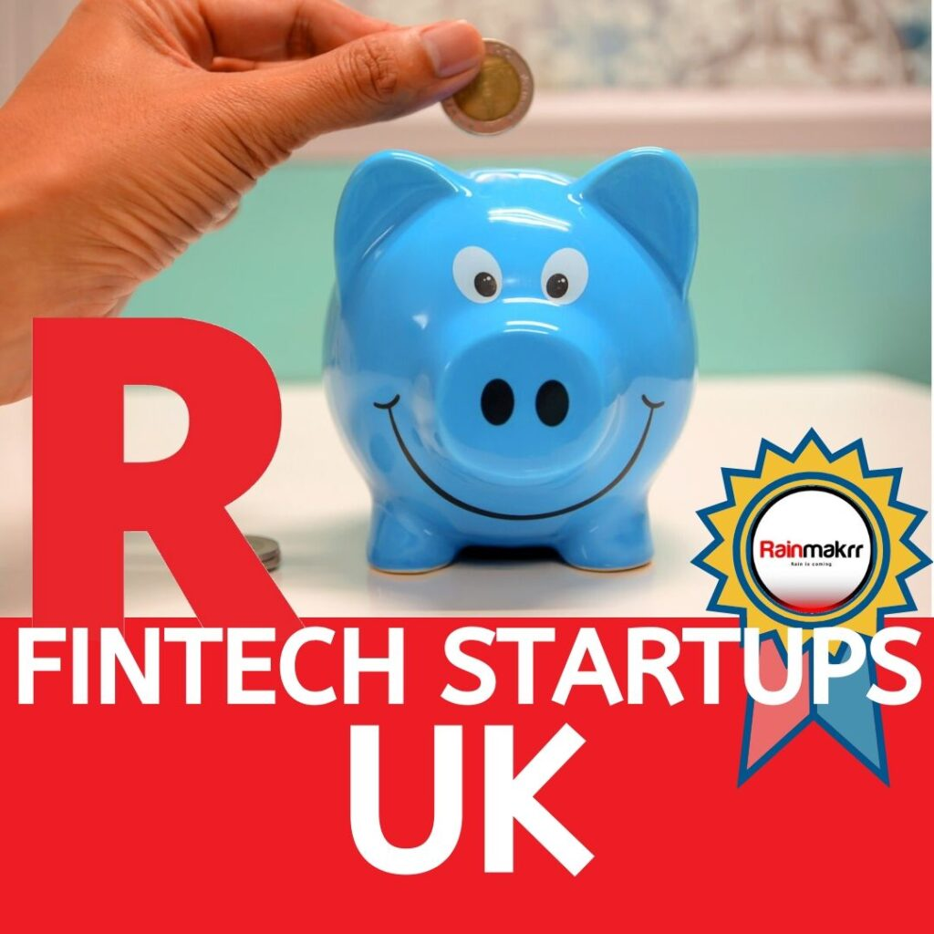 UK Startups UK Fintech Startups London