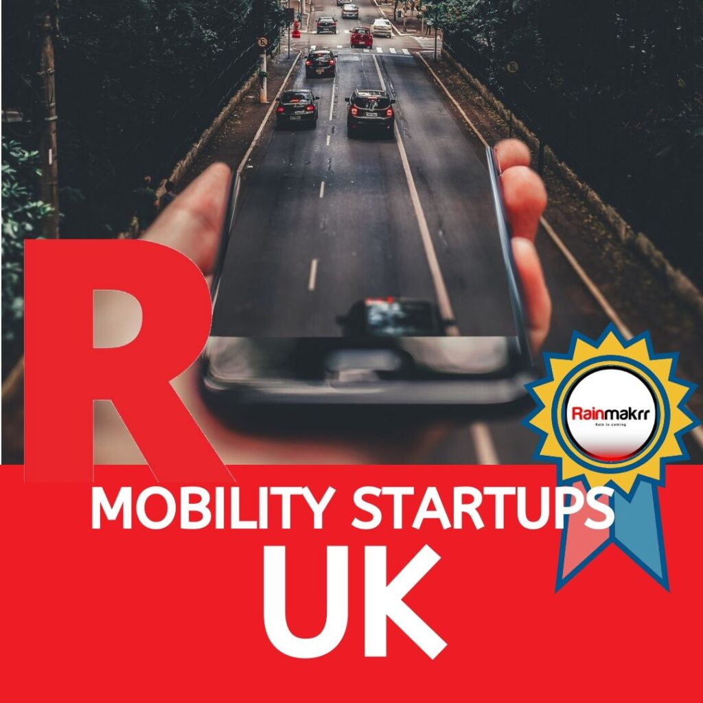 UK Startups UK Mobility Startups London