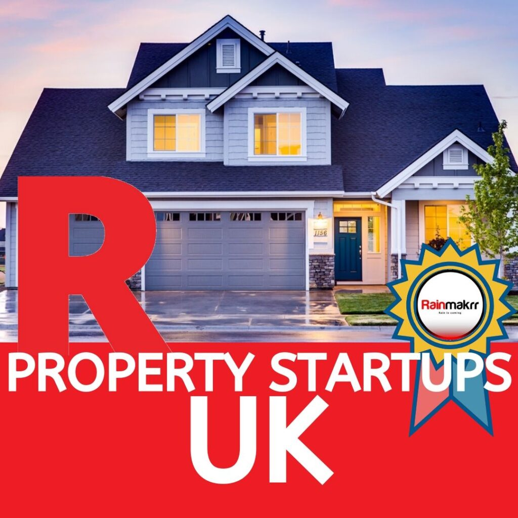 UK Startups UK Property Startups UK