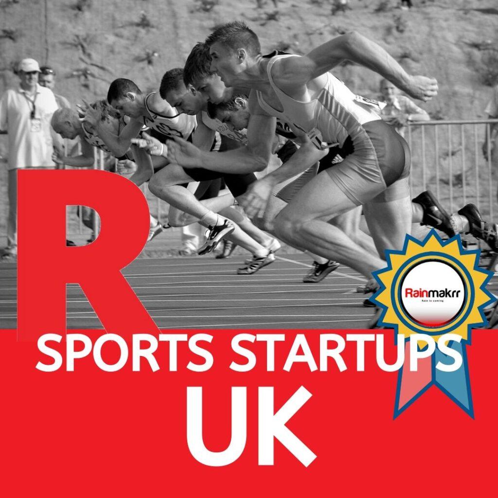 UK Startups UK Sports Startups UK