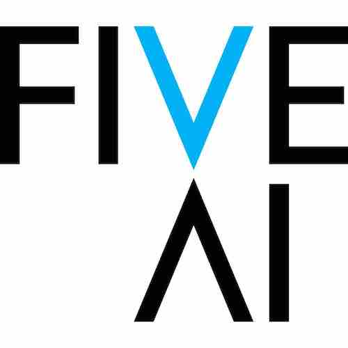 ai startups london artifical intelligence startups london ai startups uk fiveai logo