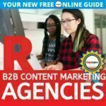 best b2b content marketing agencies london best b2b content marketing agency uk
