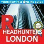best headhunters london