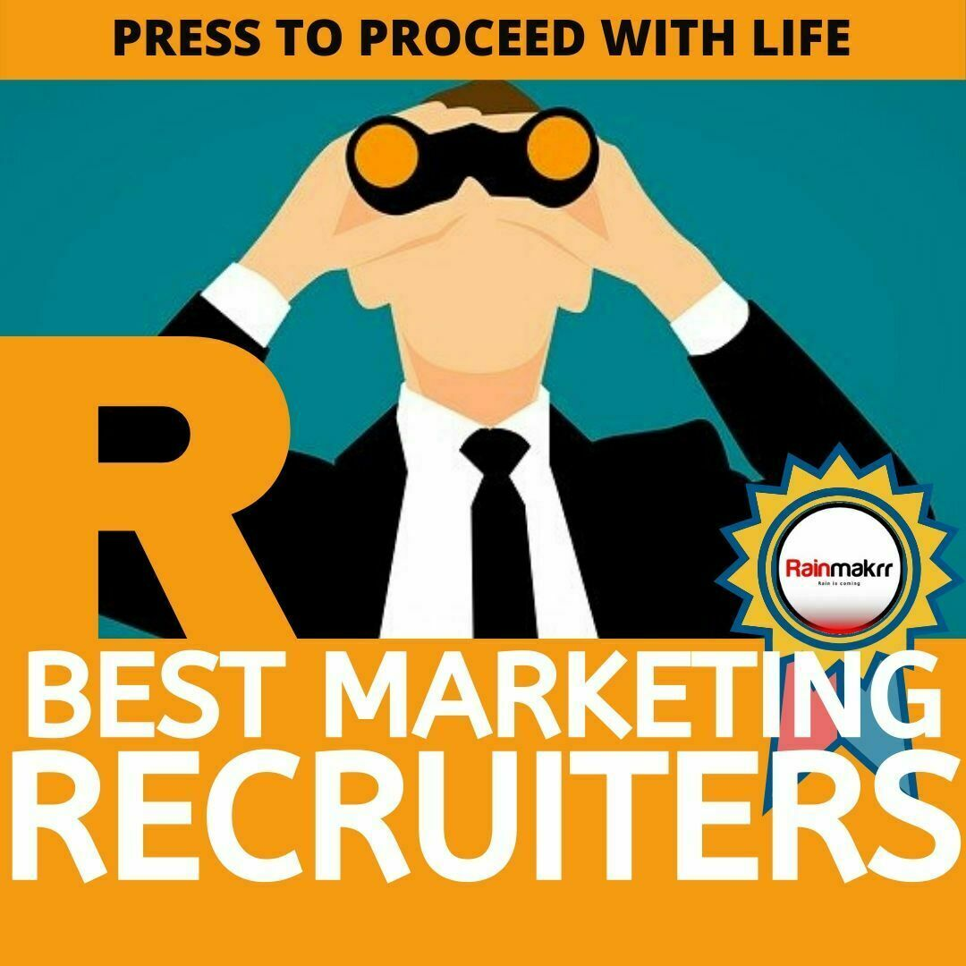 Marketing Recruitment Agencies 2021 #1 DIGITAL MARKETING Recruiter Agency