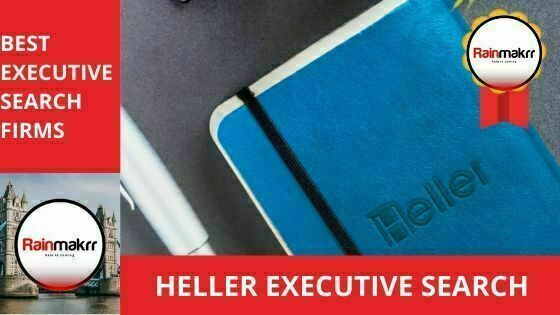 Best executive search firms london heller banner