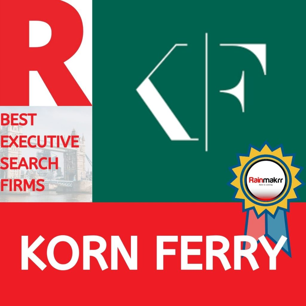 Best executive search firms london korn ferry