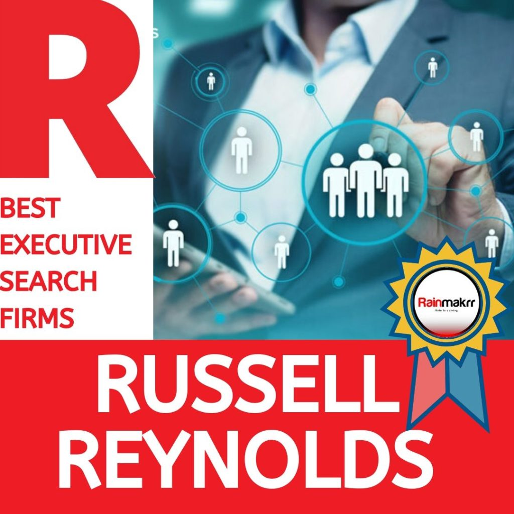 Best executive search firms london russell reynolds uk