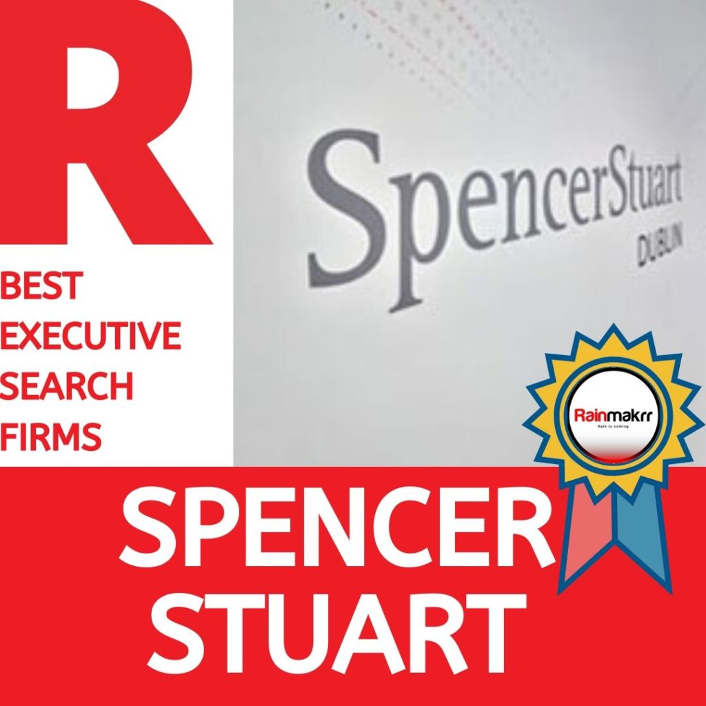 Best executive search firms london spencer stuart
