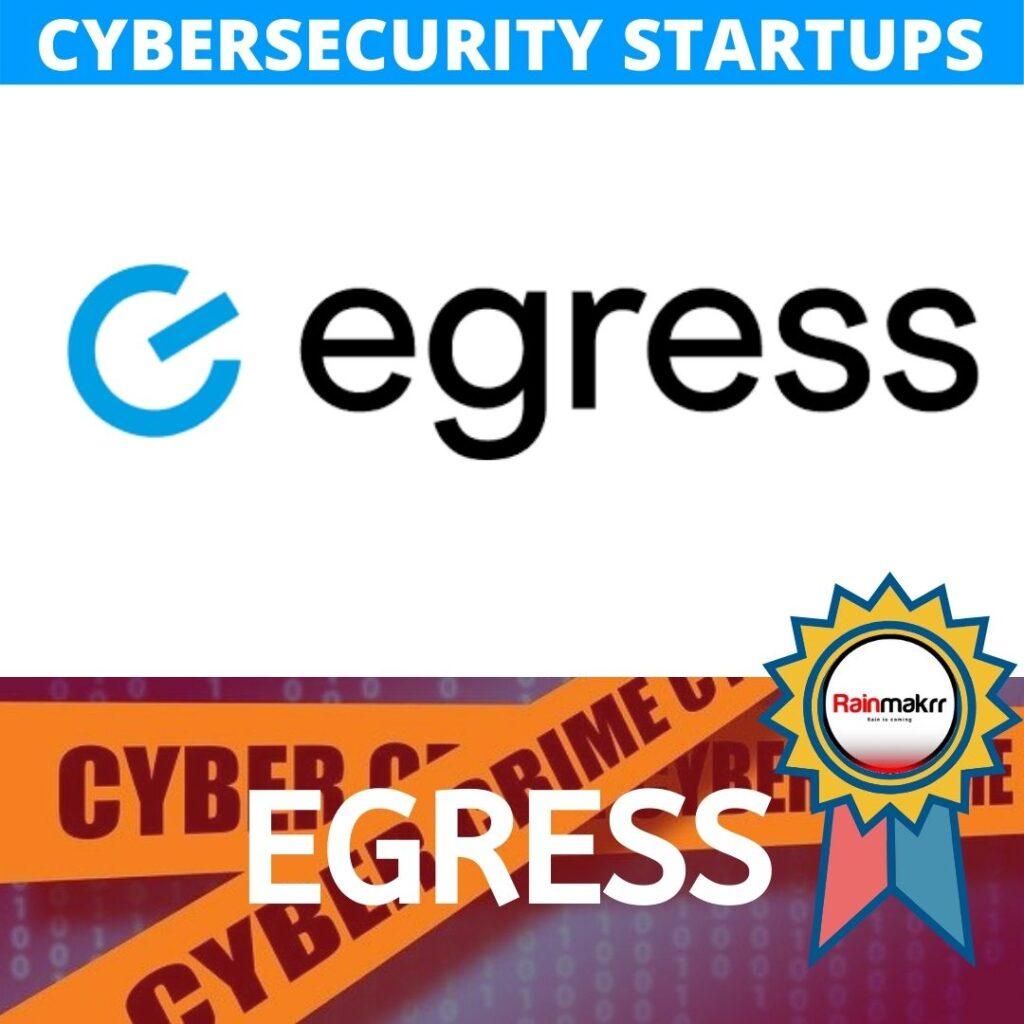 Cyber security startups london egress