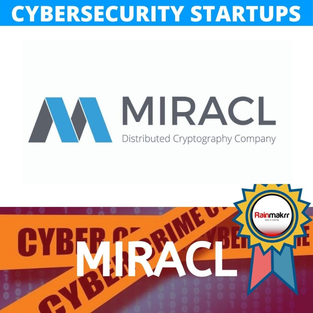 Cyber security startups london miracl