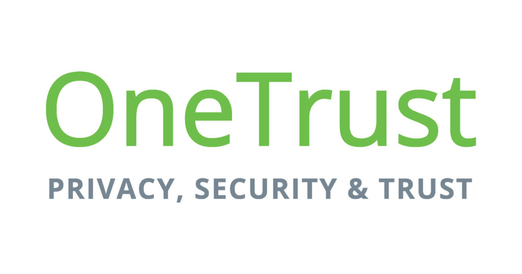 Cybersecurity startups london cyber security startups uk OneTrust Logo