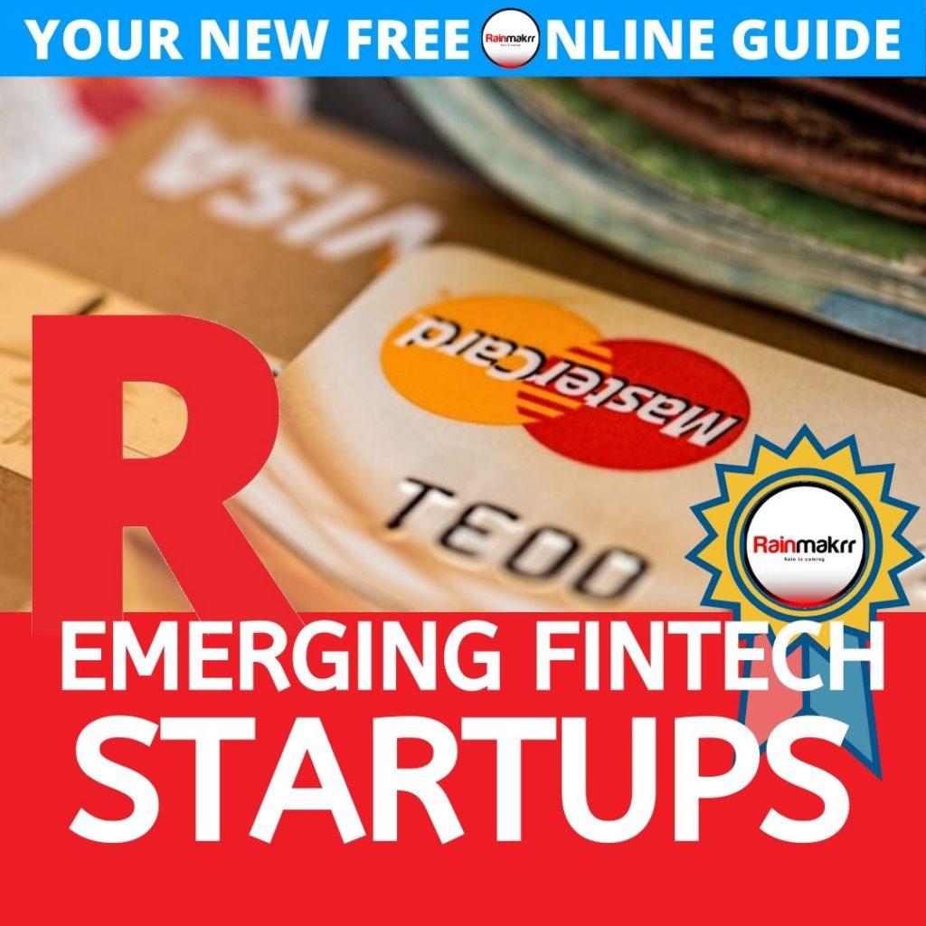 Emerging fintech startups london
