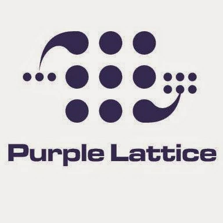 IT Companies London BEST IT Consultancies UK IT Company London Purple lattice logo