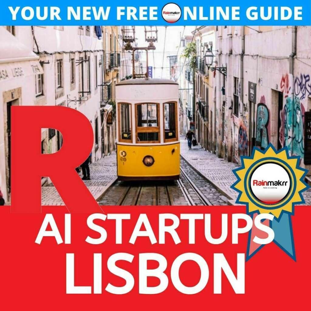 Lisbon AI Startups Lisbon ai Companies Lisboa ai Companies Portugal