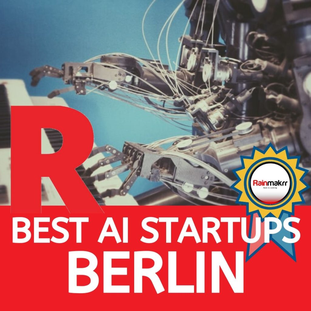 ai startups Berlin startups ai artificial intelligence startups berlin ai companies germany