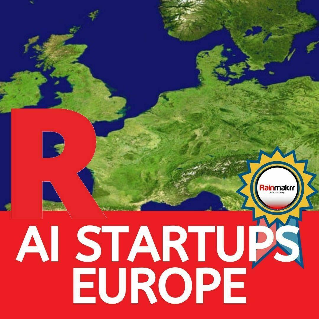 ai startups europe startups artificial intelligence europe ai companies europe top best ai startups europe 2020