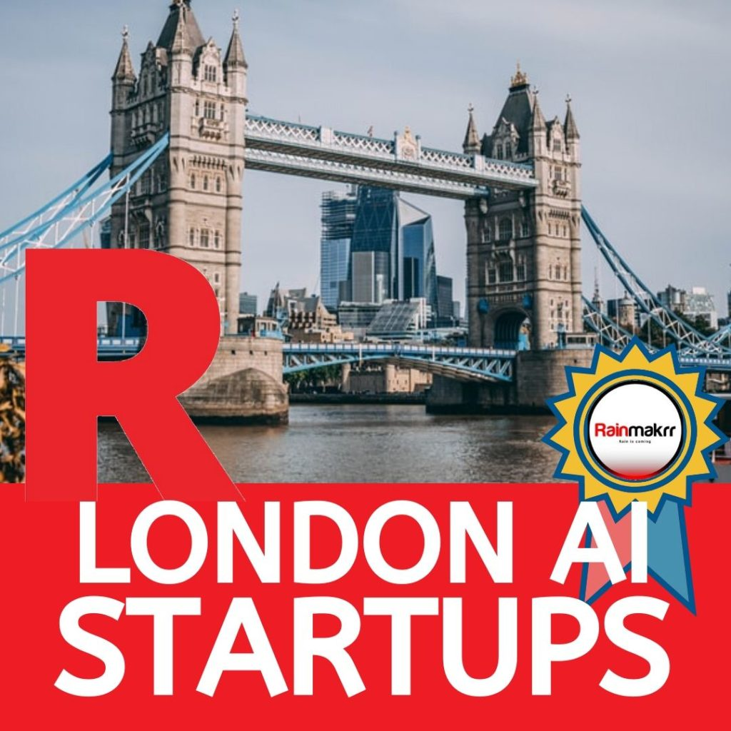 ai startups london artificial intelligence startups london ai companies london best ai startups UK ai startups london 2020