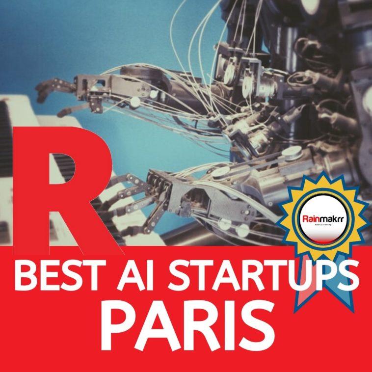 ai startups paris startups ai artificial intelligence startups paris ai companies france