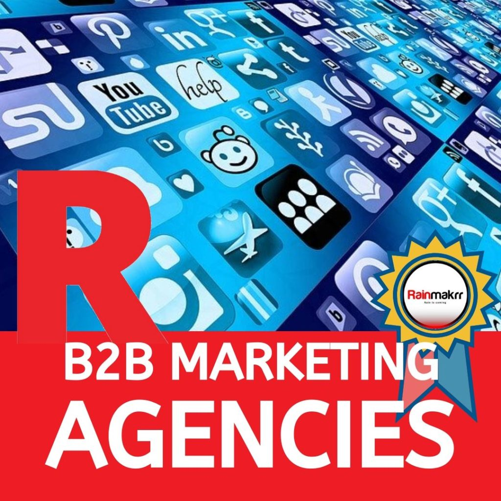 b2b marketing agencies london best b2b marketing agency uk