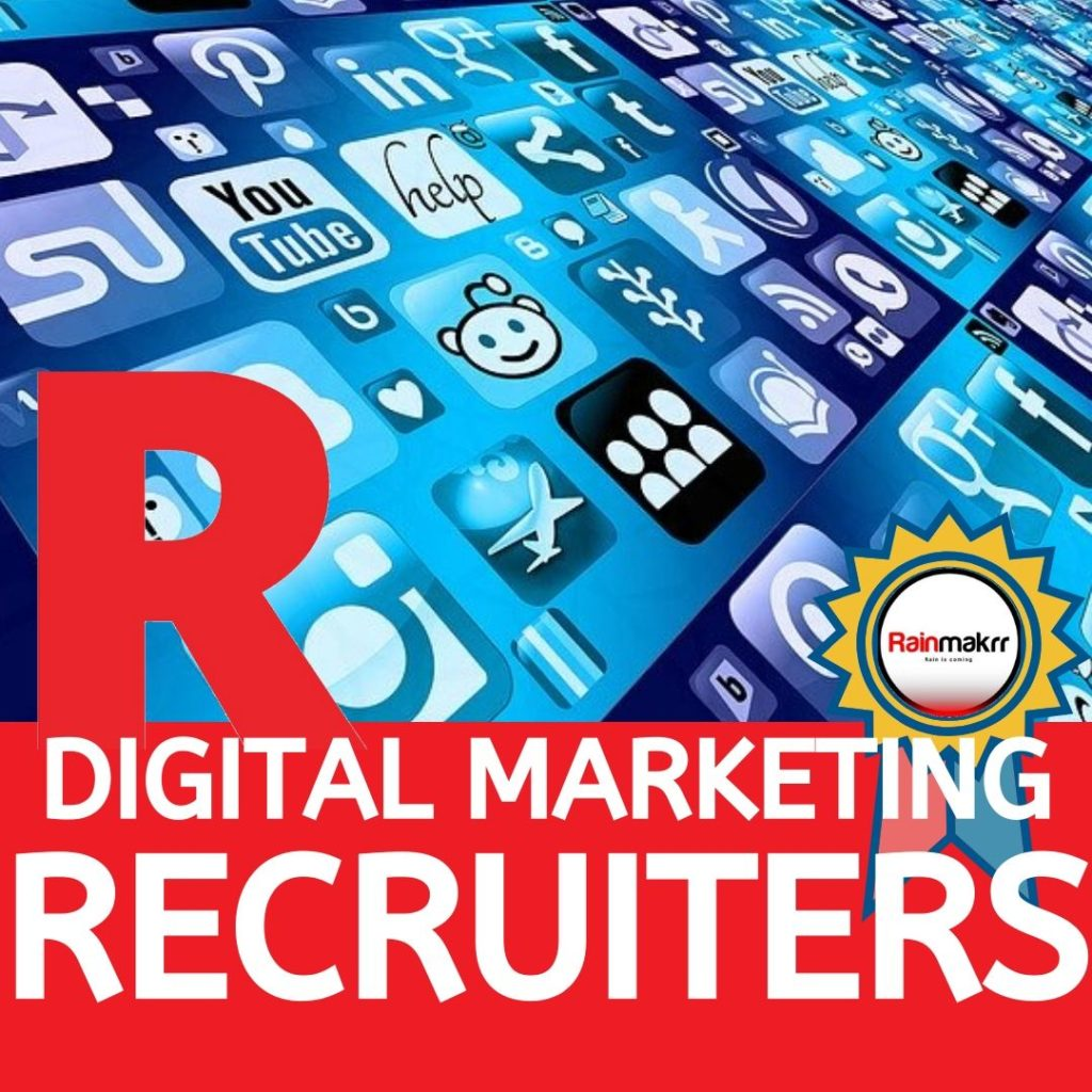 best digital marketing recruitment agencies london digital marketing recruiters top