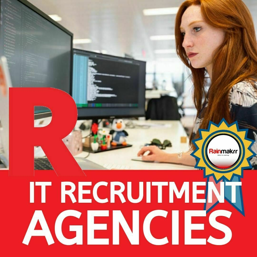 IT recruitment agencies Tech IT recruiters London team