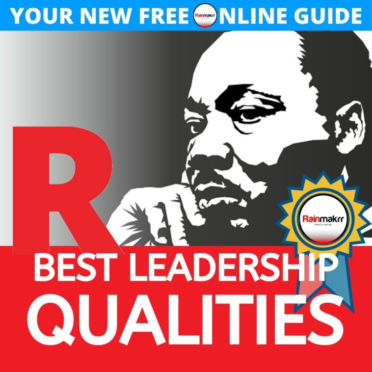 best leadership qualities