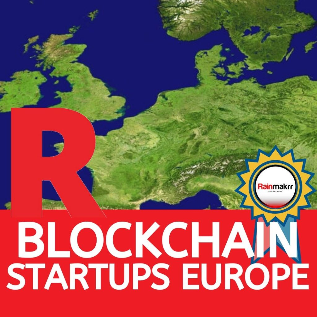 blockchain startups europe blockchain startups european blockchain companies europe best top 2020
