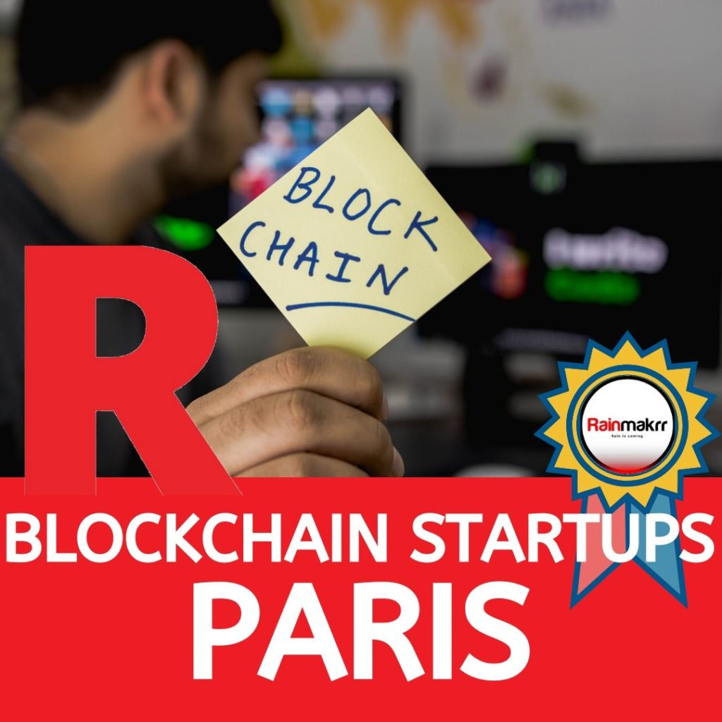 blockchain startups paris blockchain startups paris blockchain companies paris france best blockchain france 2020