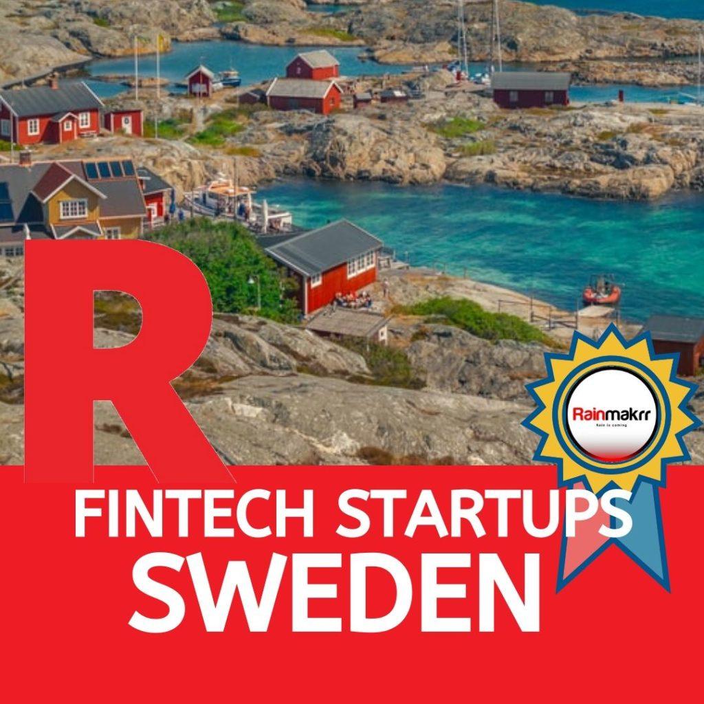 fintech startups stockholm fintech startups sweden fintech companies sweden