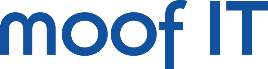 it support companies london moof logo