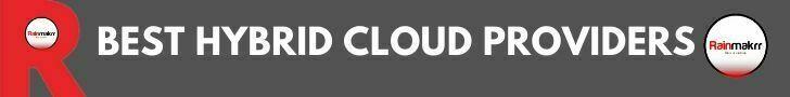 Hybrid Cloud Providers