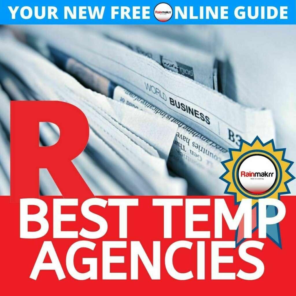 Top Temp Agencies London