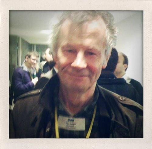 Best UK Tech Journalists Victor Keegan