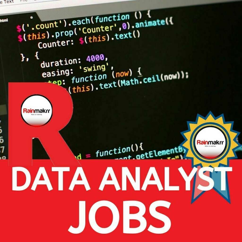 Data Analyst Jobs