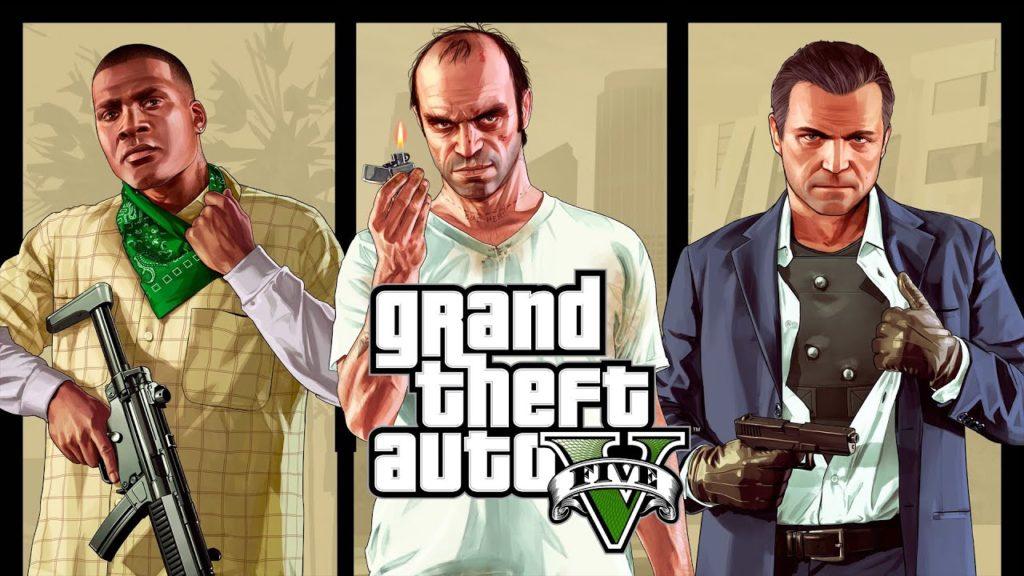 Hottest UK Games Studios 1 BEST UK Games Development Companies rockstar gta graphic