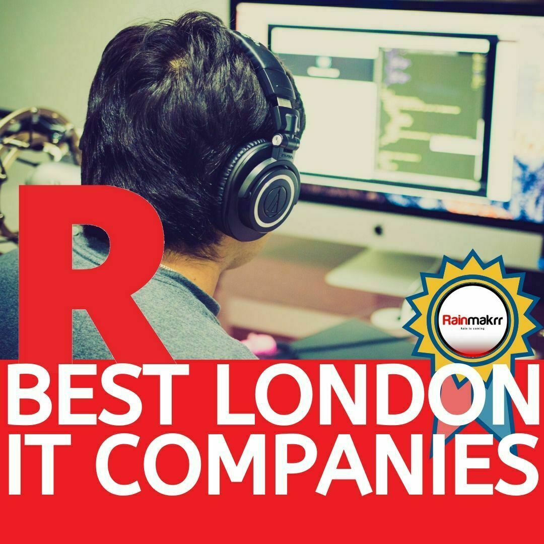 IT Companies London #1 BEST IT COMPANY London 2020 Guide