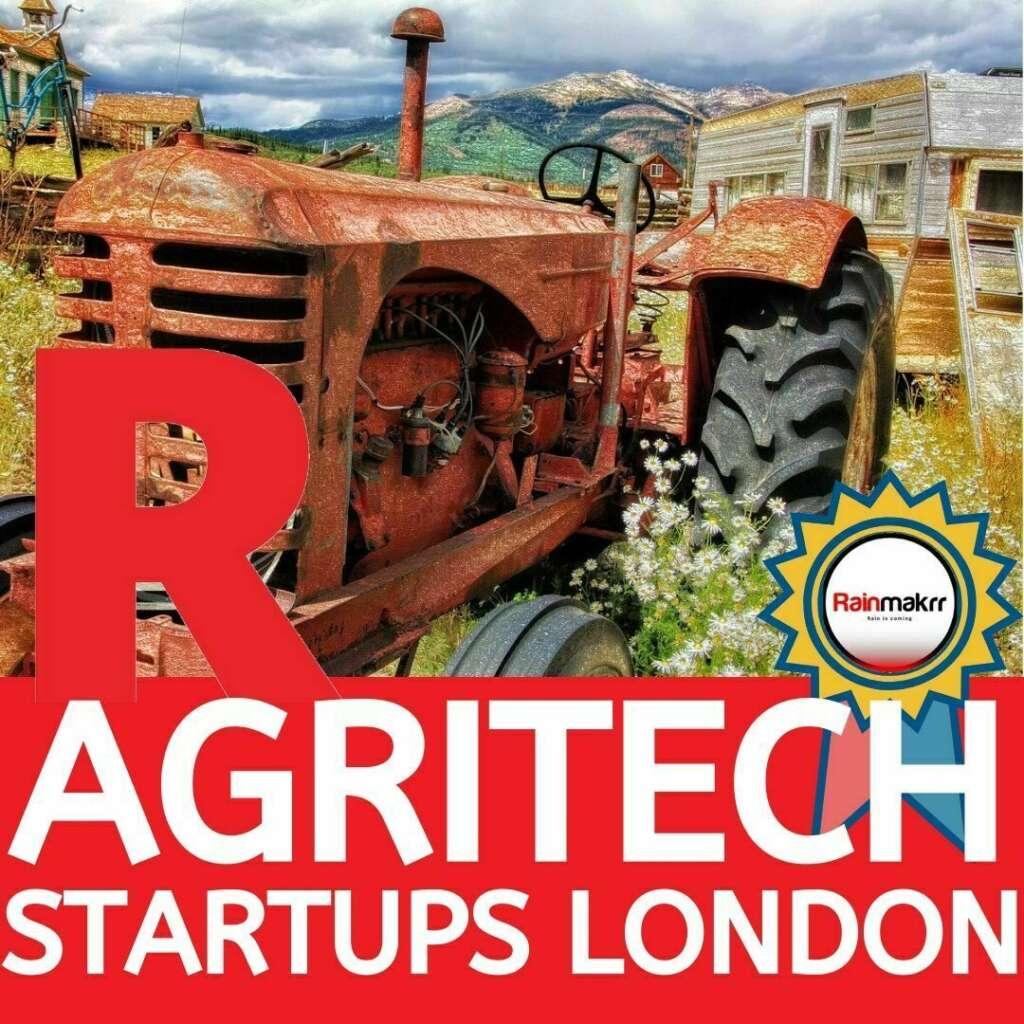 London agritech startups London