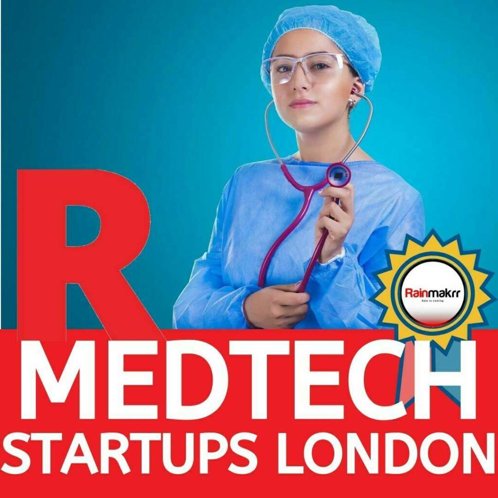 London medtech startups London
