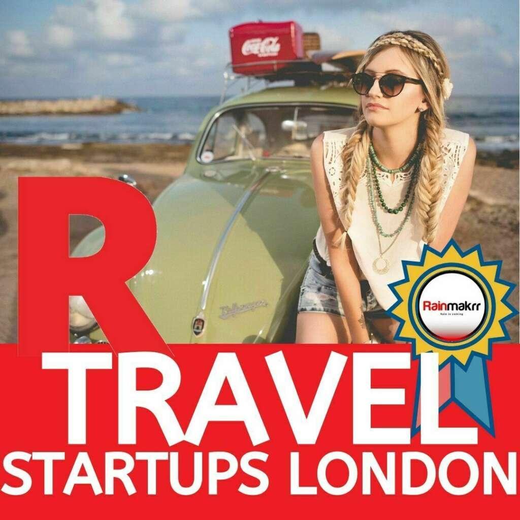 London travel startups London tourism startups london