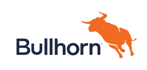 Recruitment Software UK BEST Online Recruitment Agency Software recruitment CRM software bullhorn logo
