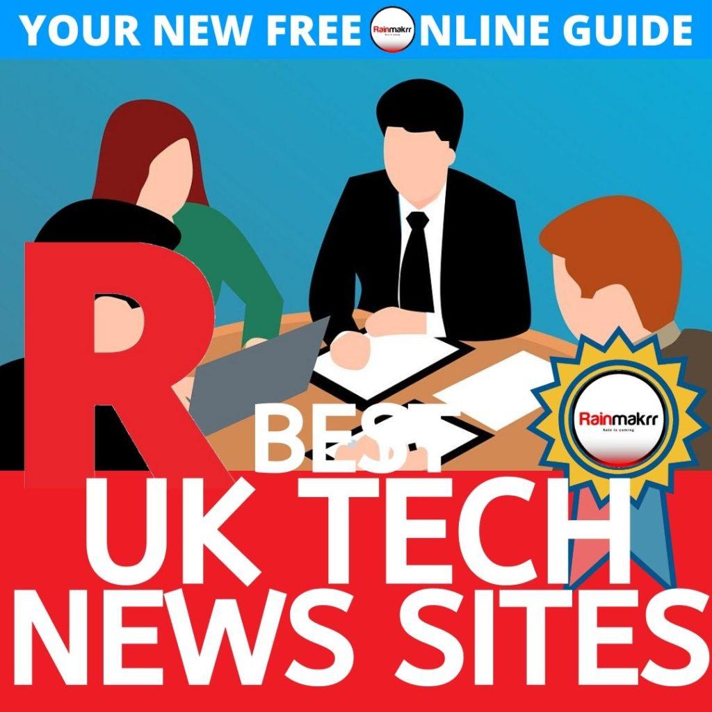 best uk tech sites best uk tech newsites best uk startups newsites 2